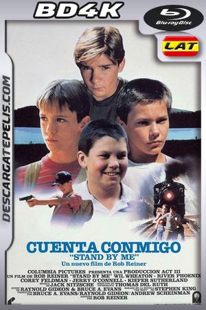 Cuenta conmigo (1986) BD4K Latino – Ingles