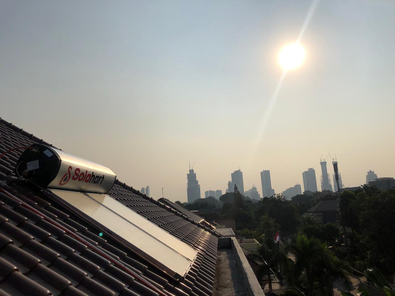 solahart water heater energi matahari
