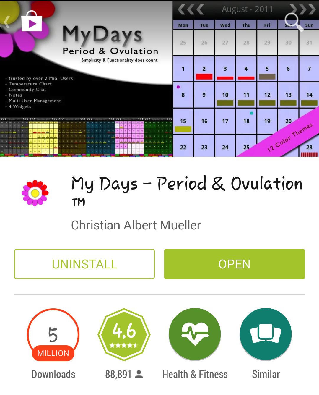Baby Journey: Ovulation & Conception - Being On Time