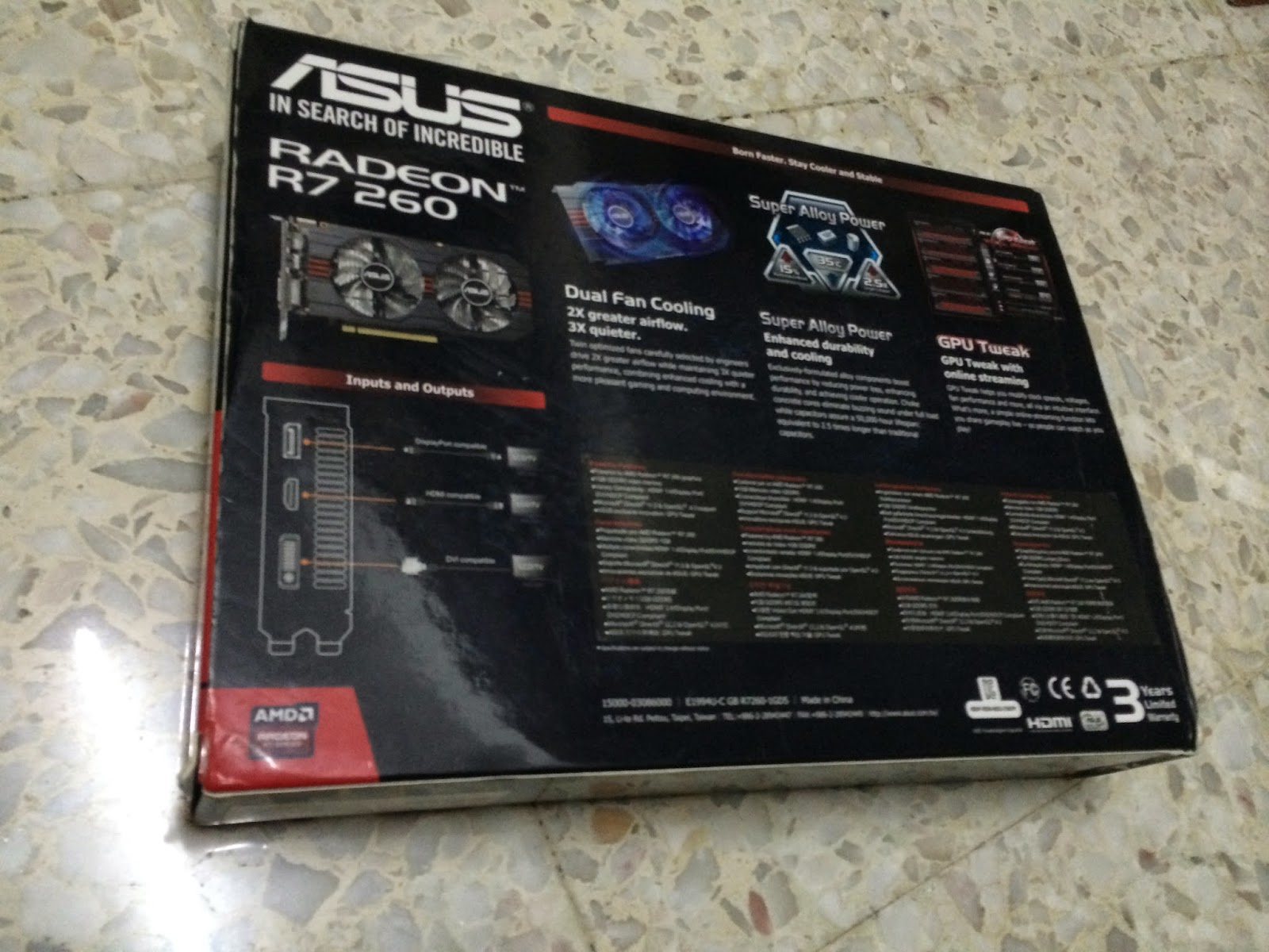 ASUS R7 260 Performance Review 28