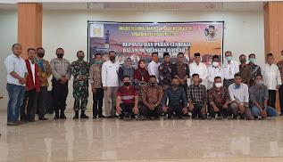 MASIKA ICMI Gelar Pelantikan Pengurus dan Dialog Regional ICMI Orda Bima
