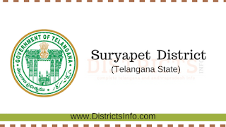 Suryapet  District New Revenue Divisions and Mandals