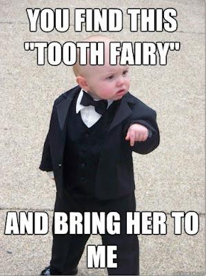 Baby Godfather Meme