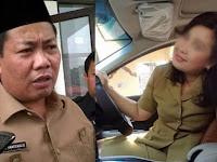Ini Komentar Bupati Setelah Ketahuan Berduaan dengan Istri Polisi, Gak Nyangka Banget !!