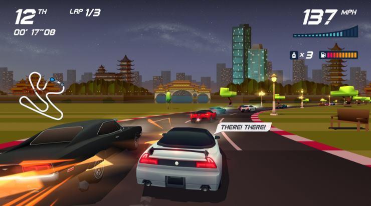 Horizon Chase Turbo PC