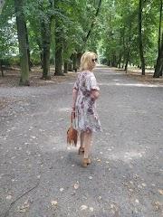 Panterkowa sukienka :)