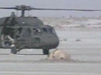 Sonda Génesis cayendo en el desierto de UTAH  / Genesis capsule crash in Utah desert