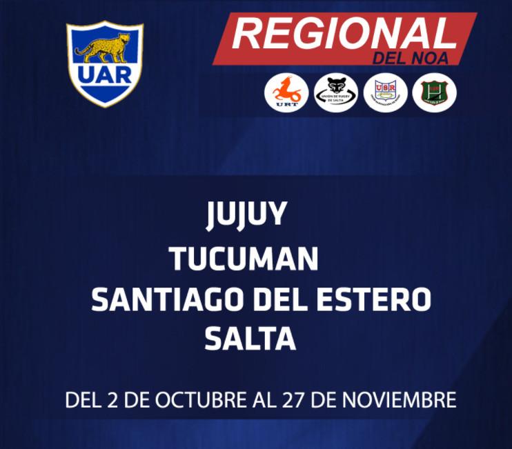 Se juega el Regional del NOA 2021