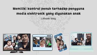 tanggung jawab orang tua memiliki kontrol penuh