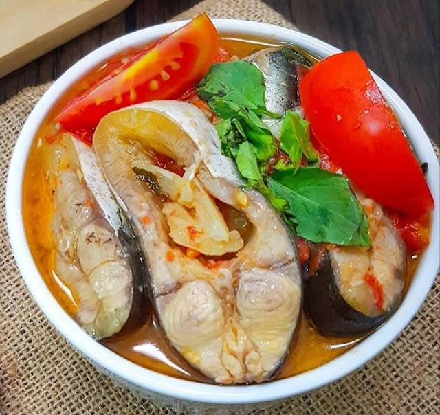 Masakan Sup Ikan Patin