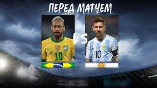 Бразилия - Аргентина где СМОТРЕТЬ ОНЛАЙН БЕСПЛАТНО 11 июля 2021 года (ПРЯМАЯ ТРАНСЛЯЦИЯ)