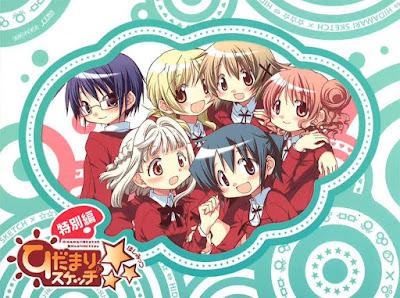 Hidamari Sketch x Hoshi Mittsu Season 3
