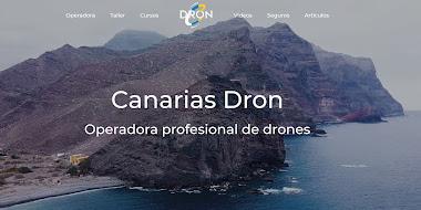Entrevista a Jonathan García de Canariasdron.com sobre el sorprendente mundo de los drones y aeronaves no tripuladas