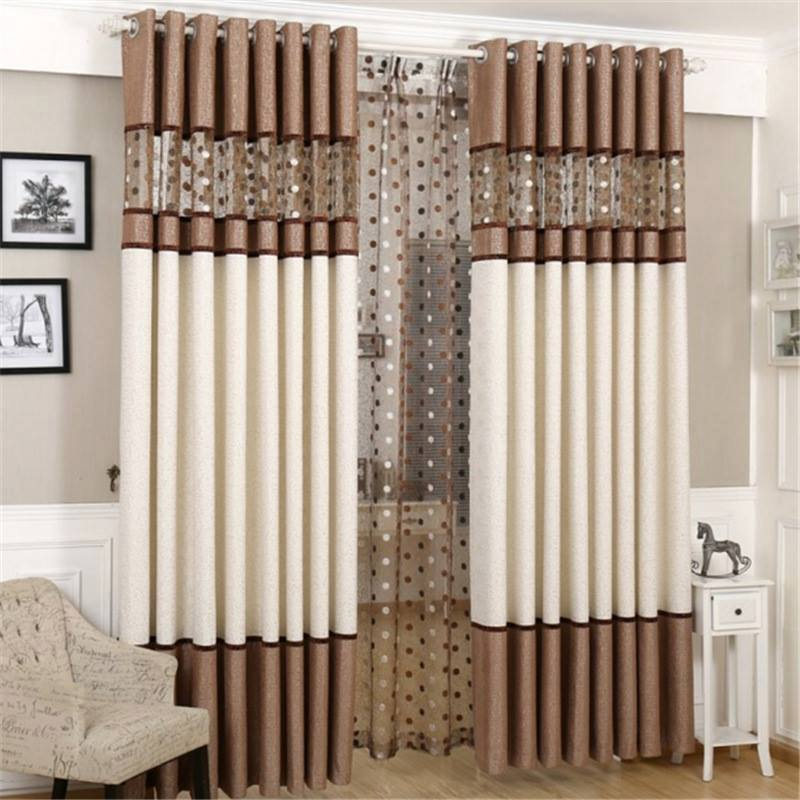 21 best modern curtain designs 2016 ideas and colors for for Household design curtain road