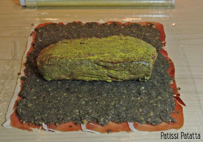 Patissi patatta boeuf wellington - Comment cuisiner du boeuf ...