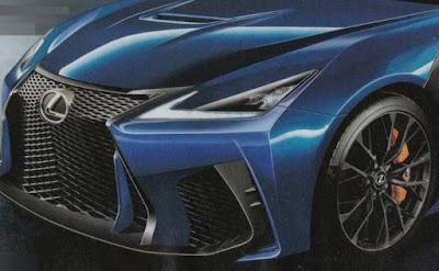 2019 Lexus GS Hybrid Rumors