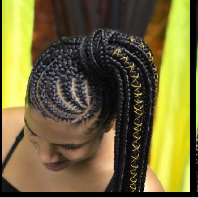 2019  Dazzling Braids You Must to Try