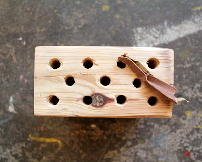 Como hacer un porta lapices de madera paso a paso todo - Manualidades de madera paso a paso ...