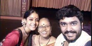 Abhirami Venkatachalam Family Husband Parents children's Marriage Photos
