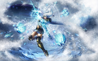 Chinese Ashe Wallpaper