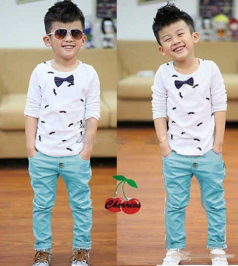 Cara Memilih Pakaian yang Sesuai Bagi Anak-anak