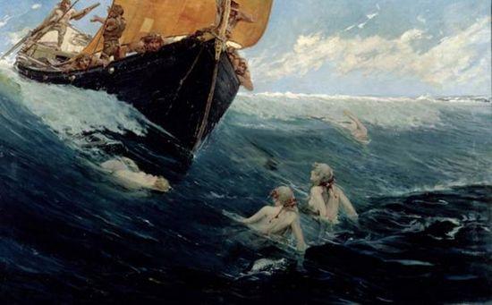 Nelle leggende e nel folklore, le sirene sono state idolatrate e temute in egual misura nel corso della storia.