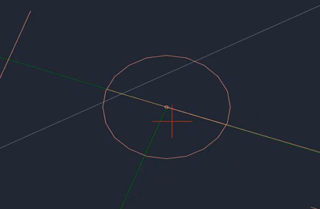 Select intersecting point in Autodesk Civil 3D