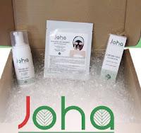 Concorso JOHA : vinci gratis kit di 3 prodotti skincare