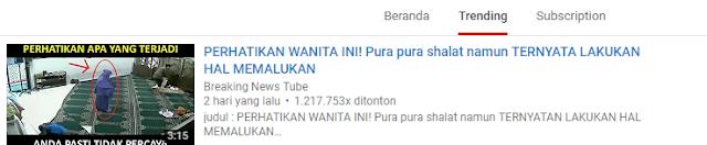 Trending YouTube Mencerminkan Selera Tontonan Masyarakat Indonesia4