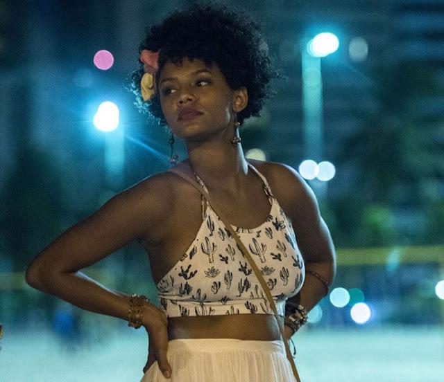 Jessica Ellen será Rose (Foto: Globo/Estevam Avellar)