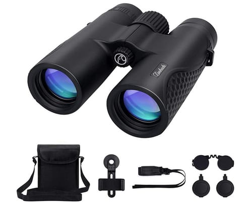 Seniny HD Waterproof Zoom Night Vision Binocular
