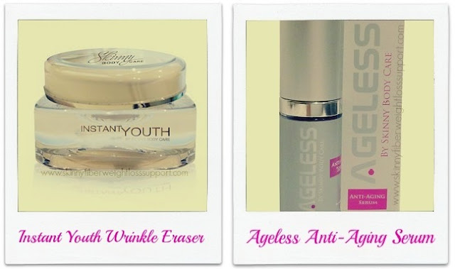 Buy Anti-Aging Skin Care products Instant Youth and Ageless Serum by Skinny Body Care