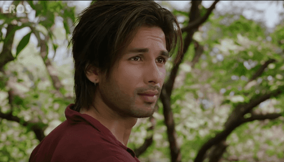 shahid kapoor hairstyle