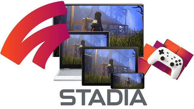 Stadia - O serviço de jogos do Google
