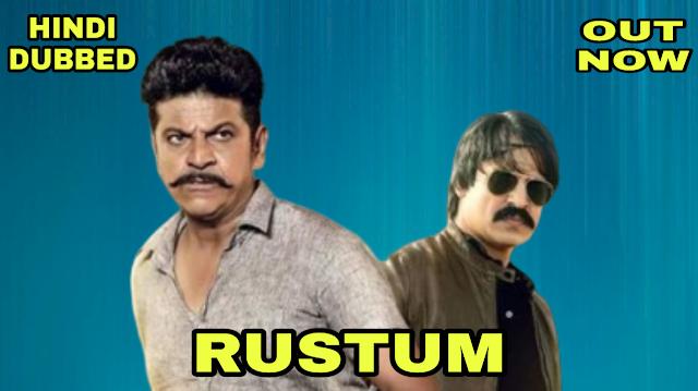 Rustum (Hindi Dubbed)