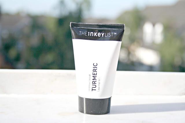 The Inkey List Tumeric Moisturising Cream