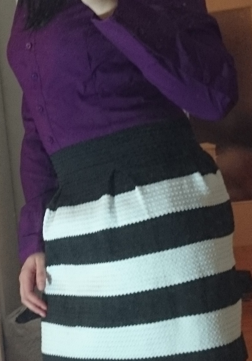 Stripes and Purple