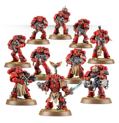 blood angels complete beginners guide troops intercessors tactical scout review