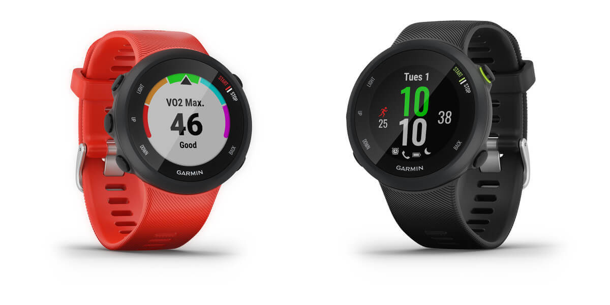 Garmin Forerunner 45 Smartwatch With Heart-Rate Monitor, GPS Launched In India