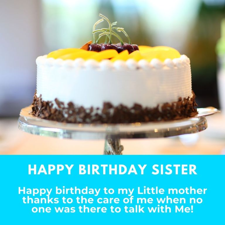 Birthday Wishes for Sister, Birthday Wishes, Birthday Wishing Images for Sister