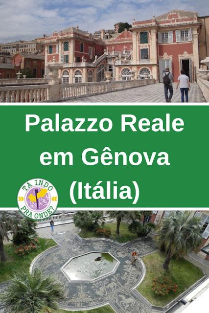 Palácios e castelos da Casa Real de Savoia em Turim e Gênova