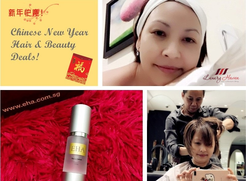 Rock your chinese new year with these hair beauty deals for Accolades salon coupon