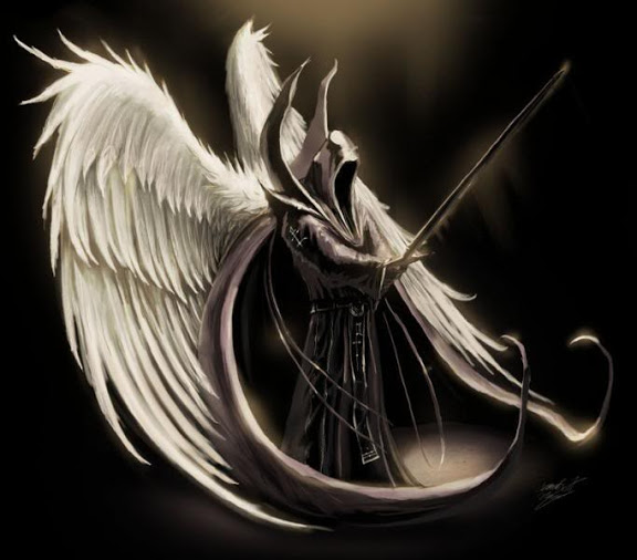 Kisah Ketika Malaikat Izrail (sang malaikat maut) Disuruh Mencabut Nyawanya Sendiri. Simak Kisahnya Berikut ini!