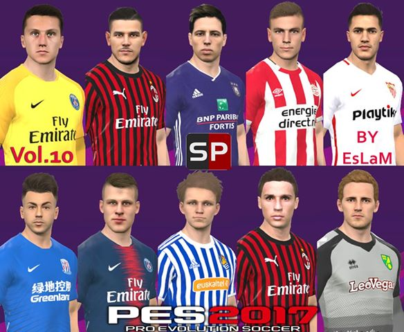 PES2017 OF Update Summer Transfers SMoKE V17.0.6 by EsLaM