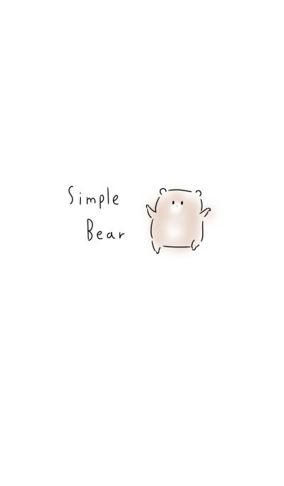 bear simple