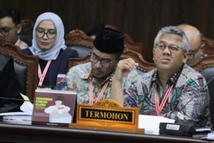 KPU Akui Sulit Siapkan Jawaban Gugatan Pilpres dalam Waktu Singkat