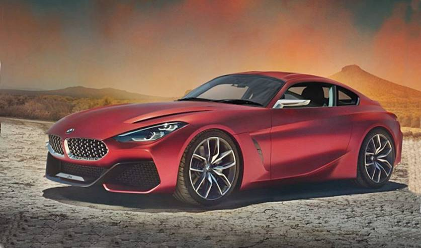 2019 Bmw Z4 Concept Auto Bmw Review