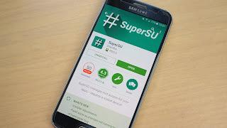 Aplikasi SuperSU