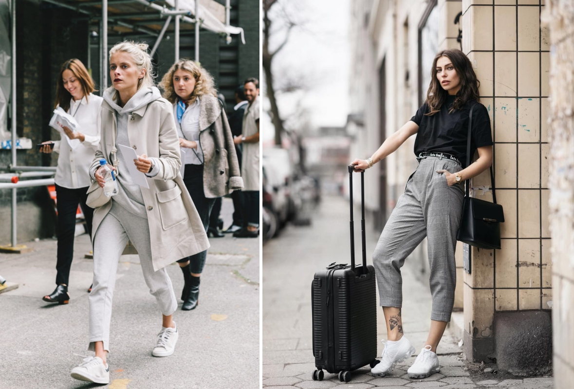 Comfy looks street style