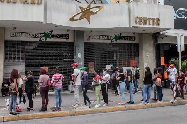 VENEZUELA REGISTRÓ 314 NUEVOS CASOS DE COVID-19, 42 FUERON DE LARA